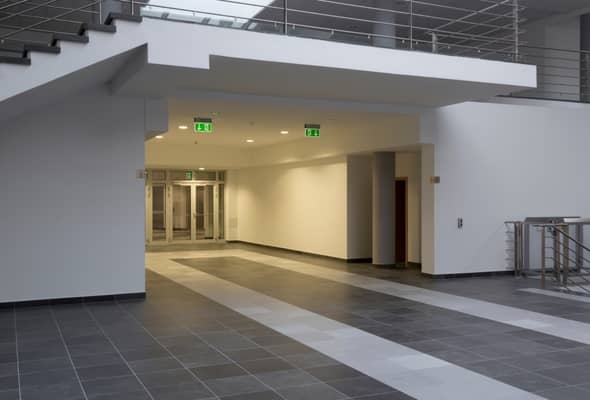 South Wales emergency lighting installation